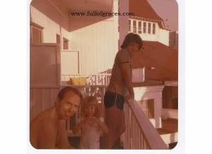 Me, Dad and Derek at Hotel Del Coronado in the 80s.