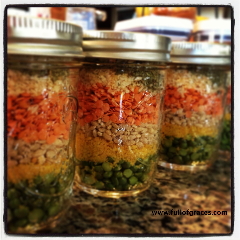 Vegan Baby Food Jars