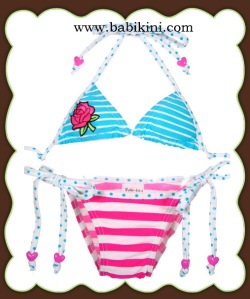 String bikini available in size 0-6 months